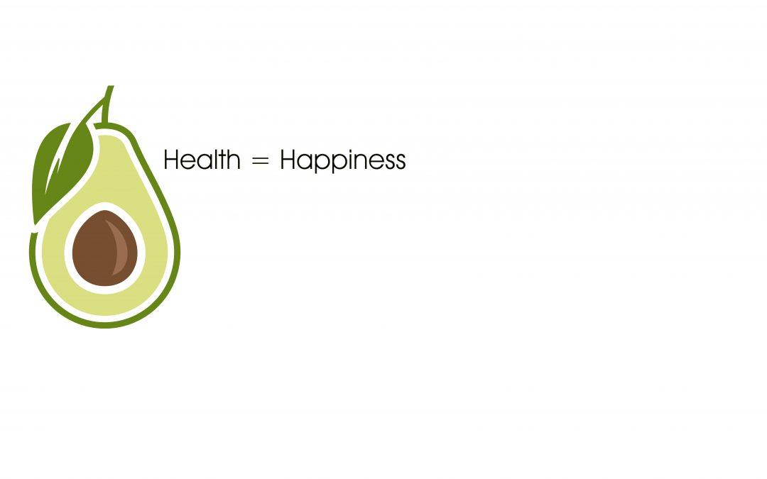 Health = Happiness
