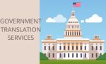 Government Translation Services Online