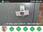 lock change watford
