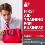 First Aid Courses for Businesses